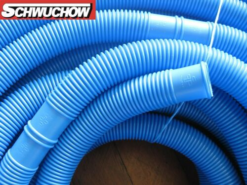 Aspiration Flexible Praher 32mm Bleu 6,60 M Piscine Intex Tuyau