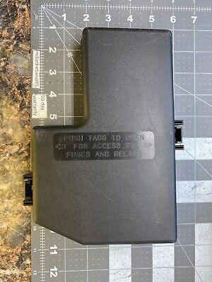 1997 2000 DODGE durango & dakota Engine fuse box relay ...