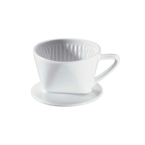 Cilio Porcelaine Café Filtre taille 1 blanc