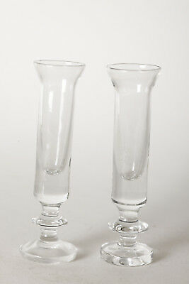 - Liquori/aquavitgläser, 2 Pezzi Forma Sottile (88733)-