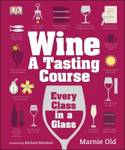 Wine A Tasting Course Every Class In A Glass By Marnie Old 2013, Hardcover  - $0.99