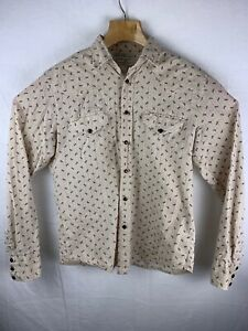 Stapleford-Mens-Western-Shirt-Pearl-Snap-Medium