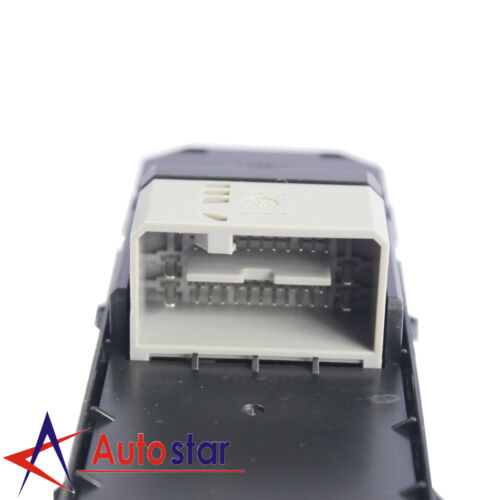 Power Window Switch Front Left LH Driver Side For 2008-2011 2012 Honda Accord