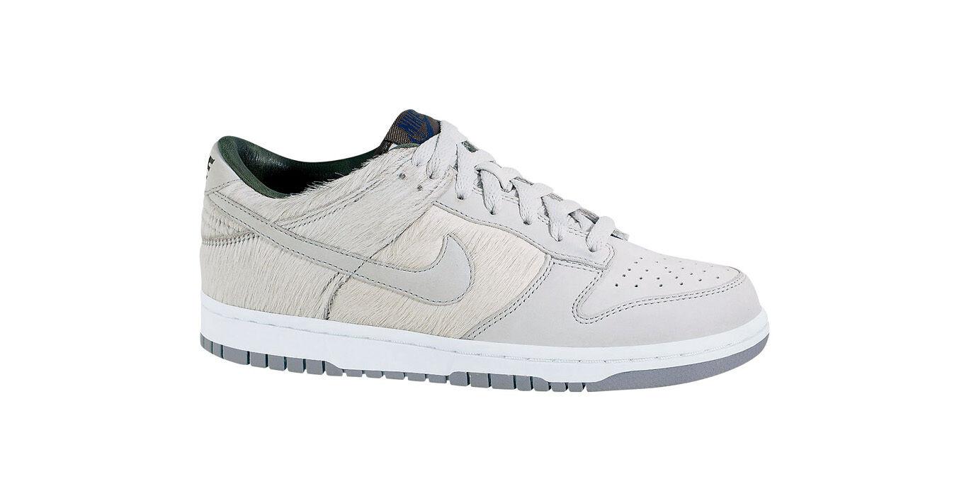 [309730-001] Nike Femmes Dunk Basses Premium Chaussures pour pour pour Blanc/Gris | Vente Chaude  | Qualité Fine  332aca