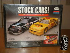 GOODWRENCH LUMINA & PENNZOIL PONTIAC STOCK CARS, (#2) Plastic Models & Paints