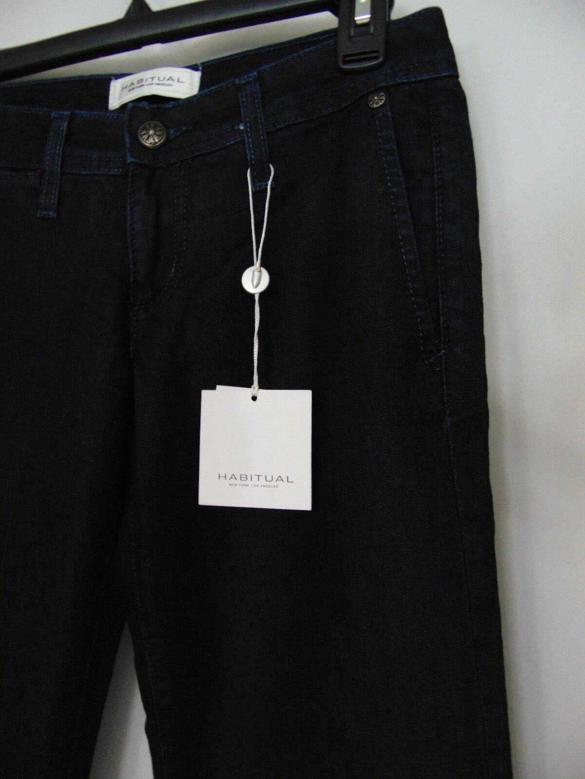 Habitual Eventide Dark bluee Jeans Size 25 New NWT