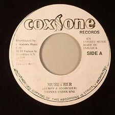 JOHNNY OSBOURNE - MURDERER (COXSONE) 'DON DRUMMOND&SKATALITES-HEAVENLESS' 1979