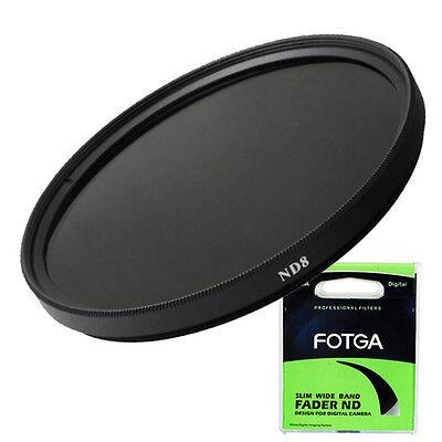 Universal 52mm Neutral Density ND 8 ND8 Lens Filter 52 For Nikon AF 50mm f/1.4D