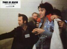 ELVIS PRESLEY 1981 THIS IS ELVIS VINTAGE LOBBY CARD #4