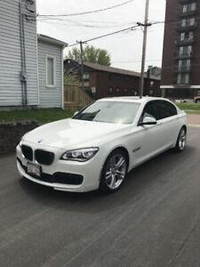 2014 BMW 7 Series Sport