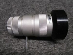 Panasonic-H5X14-TV-Zoom-Lens-Tested-Working