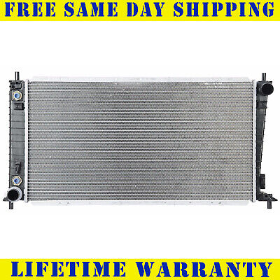 """1/"""" Core Radiator With Cap For Ford F150 F250 F350 4.6L 5.4L Fast Shipping"""