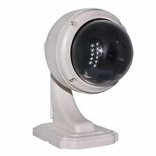PTZ Wireless WIFI Outdoor IP Camera Security Waterproof Night Vision 3X Zoom IR