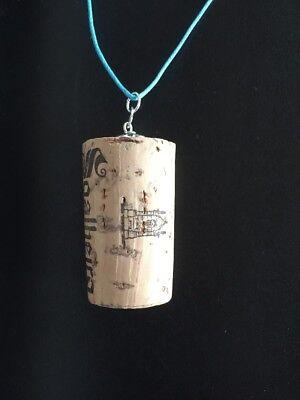 made to order Luna Lovegood butter beer cork necklace