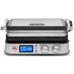 Delonghi-CGH-1030D-Multi-Grill-Kontaktgrill-LED-Digitaldisplay-Tischgrill
