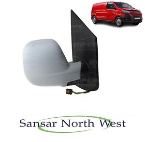 TRANSIT CONNECT 2002 2009 WING MIRROR GLASS DRIVER RIGHT SIDE O//S