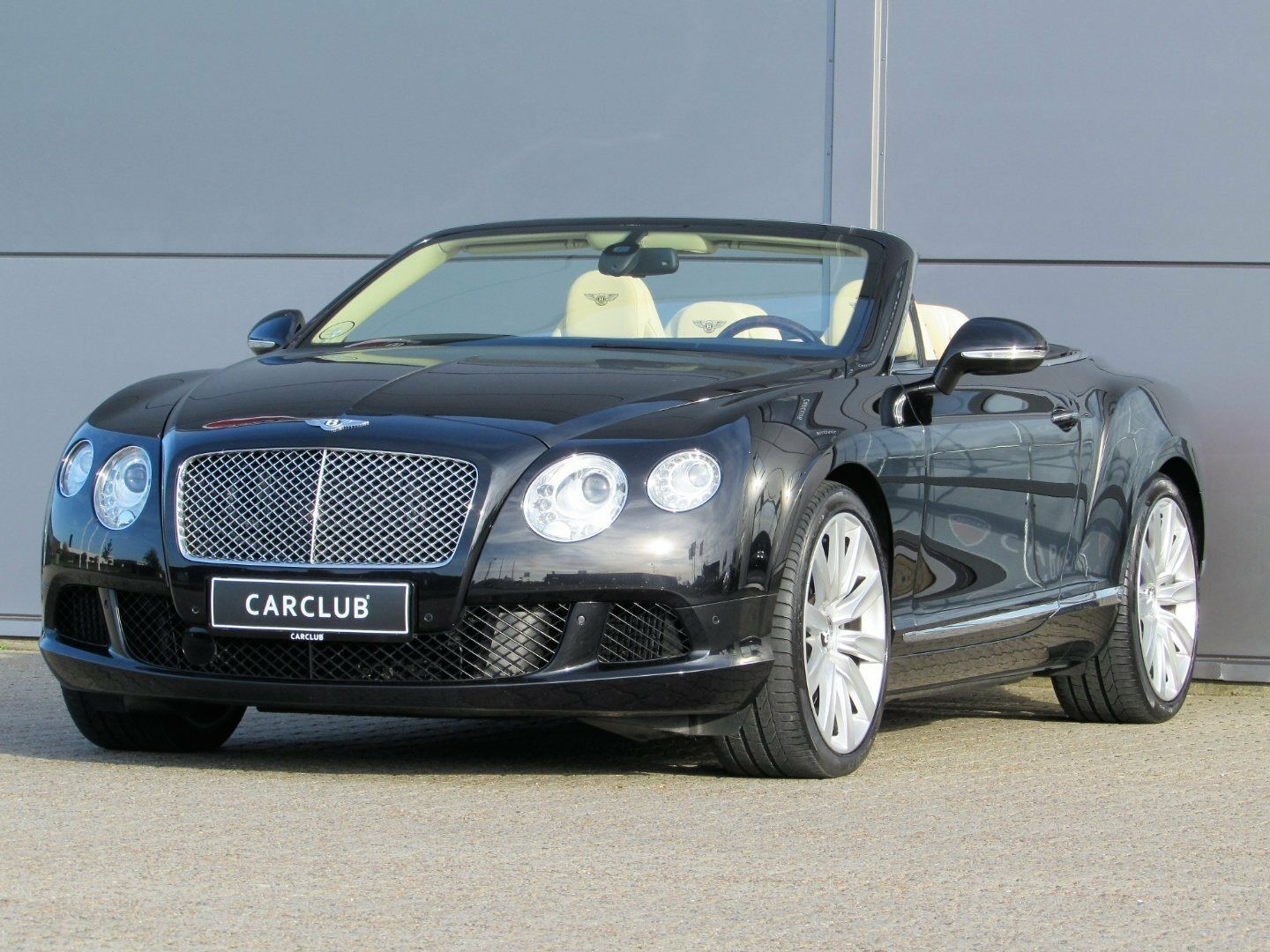Bentley Continental GT 6,0 W12 Convertible aut. 2d - 1.995.000 kr.