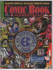 Comic Book MarketPlace #80    ( EC Tribute Issue ) Mint