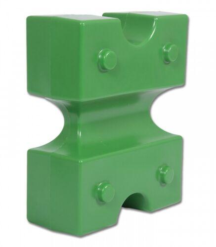 Cavaletti-bloc en plastique nouveau Waldhausen