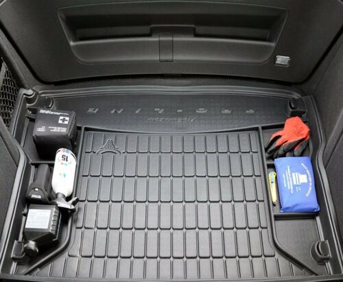 * TM TAILORED RUBBER BOOT LINER MAT TRAY SEAT Leon ST since 2014 lower trunk