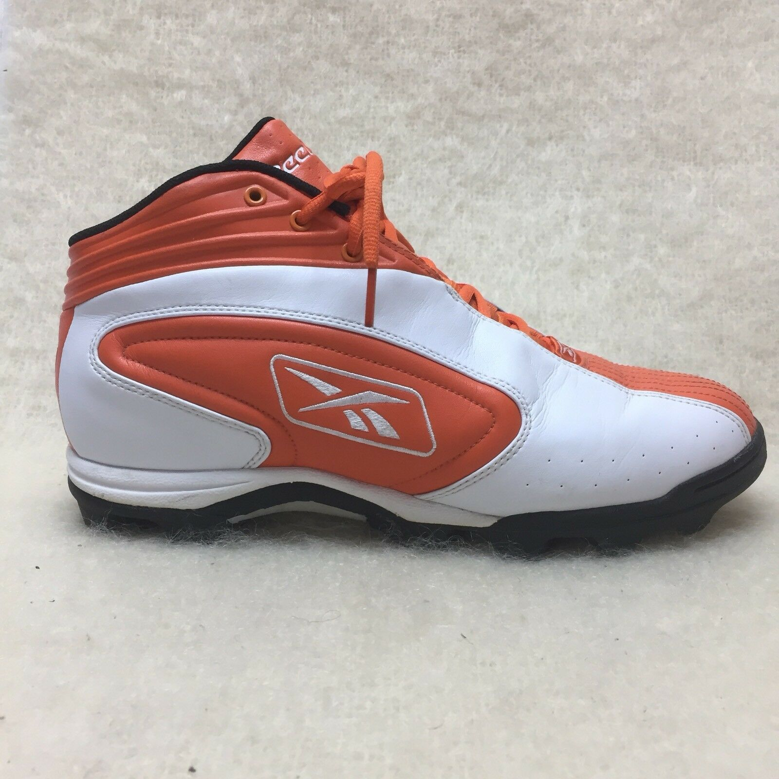 Equipment  NFL athletic schuhe schuhe athletic mens Größe 11.5 Weiß & Orange 7dea2b