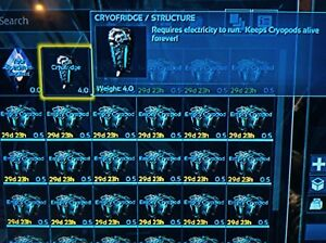 Details about Cryo Fridge with 40 cryo pods, Ark, PVE, XBox Official Servers