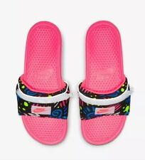 Nike Benassi JDI Fanny Pack Print Sz 11