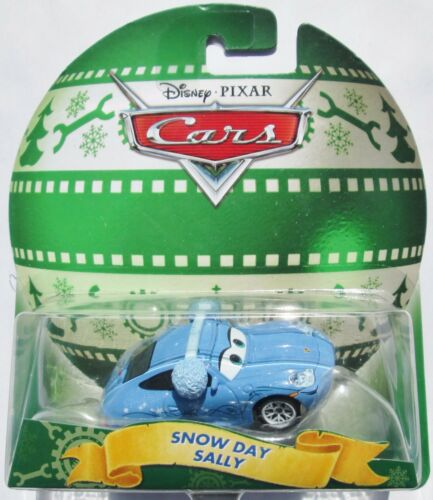 Disney Pixar Cars Snow Day Sally +