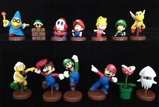 Furuta Wii Nintendo Super Mario Baby Luigi Peach Koopa Shell Shy Guy 13 Figure B