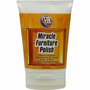 10 Ezr Miracle Cleaner Miracle Furniture Polish 3 Fl Oz