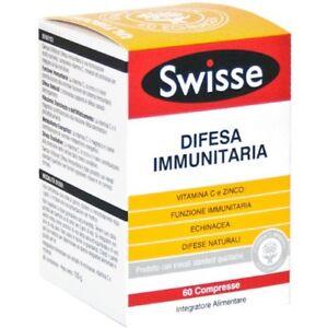 swisse difesa immunitaria  SWISSE DIFESA IMMUNITARIA INTEGRATORE ALIMENTARE 60 COMPRESSE   eBay