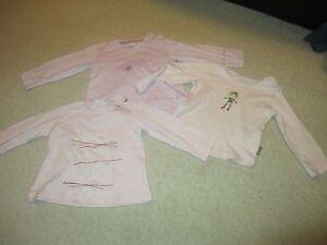 204-set-of-3-T-Shirts-tops-MEXX-size-12-months