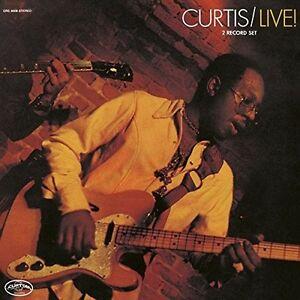 CURTIS-MAYFIELD-CURTIS-LIVE-CD-NEU