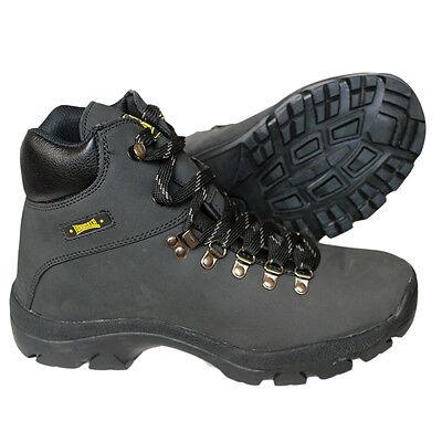 Lonsdale Darby LMA439 Stiefel Boots Trekking Outdoor Schuhe schwarz Herren