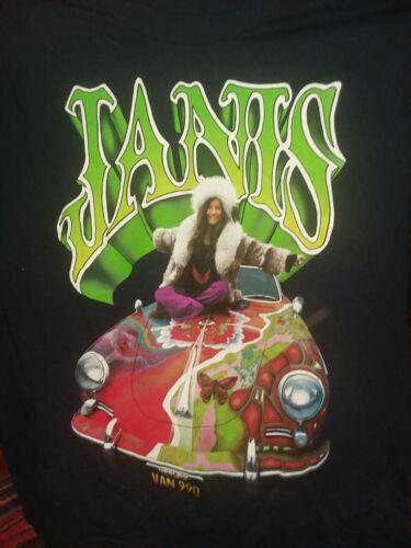 Vintage Janis Joplin Promo Shirt Sz XL