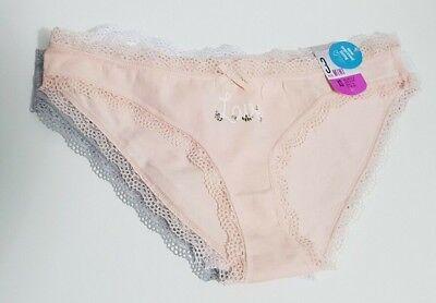 Women/'s Underwear Girls Knickers Ladies Panties Mini Cotton Brief Full Bum Pants
