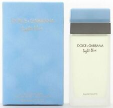 Dolce & Gabbana Light Blue Women 3 ml Glass Spray Decant 100% Auth. w/ Gift Box