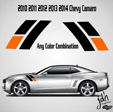 2010 2011 2012 2013 2014 45th Anniversary Chevy Camaro Fender Stripes Decal SS