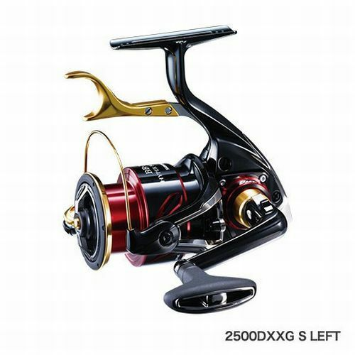 Soporte inferior Shimano-X Force 2500-DXXG S Palanca izquierda Hyper-Break Carrete