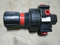 Parker 07r313ac Regulator, Relieving Type, 2-125 Psi 90 Scfm, 1/2 Npt