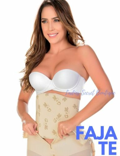 Tabla Abdominal para Fajas MyD Colombian Back //Front support Post Surgery New