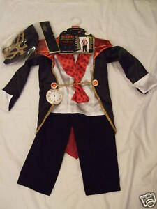 Costume complet  VAMPIRE/DRACUL<wbr/>A - NEUF - 2/3 ans