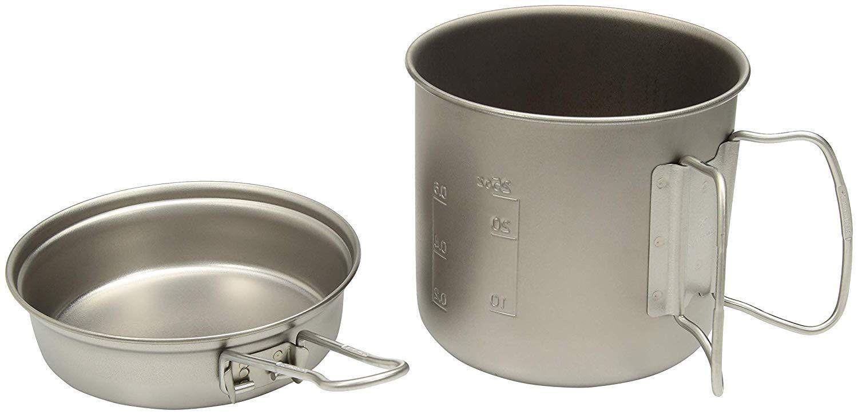 SNOW PEAK SCS-008T Trek 900 Titanium Cookware Free shipping Unused item NEW