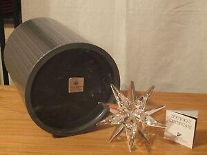 SWAROVSKI-NEW-Etoile-chandelier-Star-Candleholder-119430-H-9-3cm