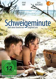 Schweigeminute-DVD-Neu-und-Originalverpackt