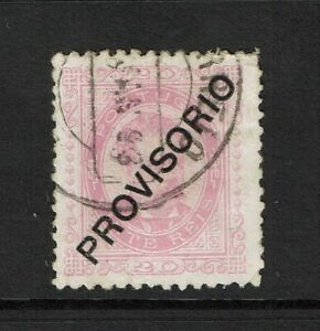 Portugal-SC-83-Used-Hinge-Remnant-minor-creasing-see-notes-S7793