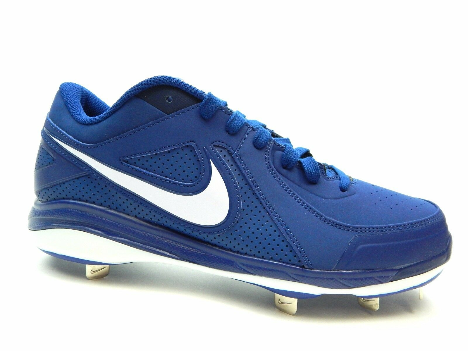New shoes for men and women, limited time discount Nike Air MVP Pro Metal 524641 410 Men Baseball Cleats deep royal SIZE 8 TO 12.5