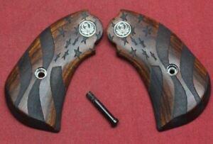 Ruger Firearms Bearcat Shopkeeper Custom Birdshead Grips
