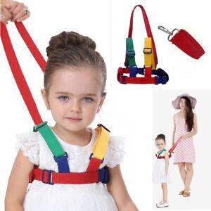 Bébé enfants sécurité bébé WING WALKING Harnais Learning Assistant Moon rênes UK