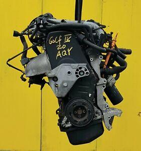 Motor VW Golf 4 2,0 Motorcode AQY 115PS/85kw 1984ccm 154000km Nr:594